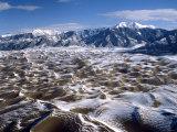 Sand Dunes National Park, Colorado Photographic Print