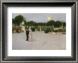 In the Luxembourg Gardens, c.1879 Posters by John Singer Sargent