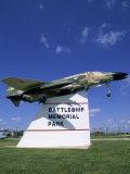 Battleship Memorial Park, Mobile, Alabama Photographic Print by Bill Bachmann