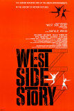 West Side Story Poster by Saul Bass