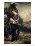 Orpheus, c.1865 Giclee Print by Gustave Moreau
