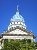 State Capital Building, Topeka, Kansas Photographic Print by Mark Gibson