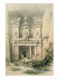 El Khasne Giclee Print by David Roberts