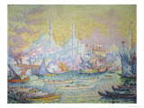 Istanbul, c.1907 Giclee Print by Paul Signac