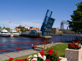 Beautiful Unique Bridge, Duluth, Minnesota Photographic Print by Bill Bachmann