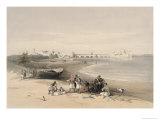 Sidon Giclee Print by David Roberts