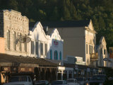 Downtown Calistoga, Napa Valley, California Photographic Print by Walter Bibikow
