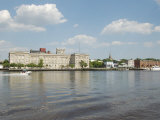 Riverfront Skyline, Wilmington, North Carolina Photographic Print by Lynn Seldon