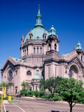 Cathedral of St. Paul, St. Paul, Minnesota Photographic Print by Bernard Friel