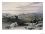 Jerusalem from the North Giclee Print by David Roberts