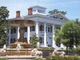 Bellamy Mansion of History and Design Arts, Wilmington, North Carolina Photographic Print by Lynn Seldon