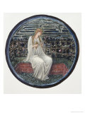 Love in a Tangle Premium Giclee Print by Edward Burne-Jones