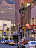 Front Street, Missoula, Montana Photographic Print by Chuck Haney