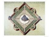Arcis Uraniburgi Premium Giclee Print by Joan Blaeu