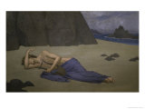 Lamentations of Orpheus Giclee Print by Alexandre S&#233;on