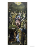 Pentecost, c.1600 Giclee Print by  El Greco
