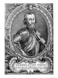 Hernan Cortes Giclee Print by John Ogilby