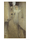 L'Apparition Premium Giclee Print by Henri Martin
