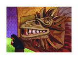 Quetzalcoatl Giclee Print by John Newcomb