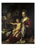 Holy Family, 16th century Giclee Print by Agnolo Bronzino