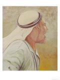 Bedouin at Market, c.1978 Giclee Print by Erik Slutsky