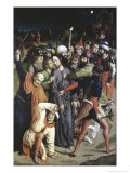 The Betrayal of Christ Giclee Print by Hieronymus Bosch