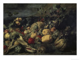 Still Life, 17th century Giclee Print by Frans Snyders
