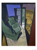 Breakfast, c.1915 Giclee Print by Juan Gris