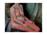 Nude VI Giclee Print by John Newcomb