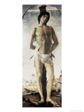 Saint Sebastian Giclee Print by Sandro Botticelli