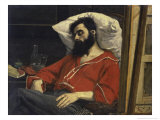 Le Convalescent Giclee Print by Charles Émile Carolus-Duran