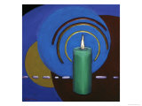 One Candle in the World Giclee Print by Joel Barr