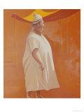 Bedouin Merchant, c.1978 Giclee Print by Erik Slutsky
