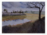 Cape Cod Marsh, c.2006 Giclee Print by Erik Slutsky