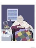 Grandma, no.3 Giclee Print by Linda Braucht