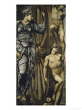 Wheel of Fortune Premium Giclee Print by Edward Burne-Jones