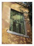 Shuttered Window in Italy, c.1996 Giclée-Druck von Helen J. Vaughn