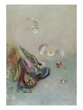 Abstract Scene Giclee Print by Odilon Redon