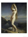 Venus Marine Giclee Print by Theodore Chasseriau