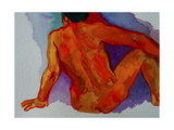 Nude Study, no.3 Giclee Print by John Newcomb