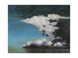 Sky Portrait of a Storm Giclee Print by John Newcomb