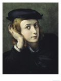 Portrait of a Young Man Giclee Print by Correggio