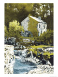 Mill Giclee Print by Ben Watson