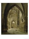 Porche de St. Germain L'Auxerrois Giclee Print by Etienne Bouhot