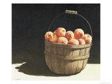 Life's a Peach Giclee Print by Ben Watson
