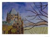Le Chateau Trafalgar c.2006 Giclee Print by Erik Slutsky