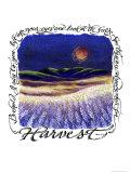 White Unto Harvest Giclee Print by Linda Braucht