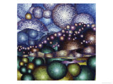 Particles in a Landscape Giclee Print by Joel Barr