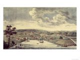 Baltimore, c.1752 Giclee Print by John Moale