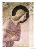 Detail of the Annunciation, no.3, c.1438-1445 Giclee Print by  Fra Angelico